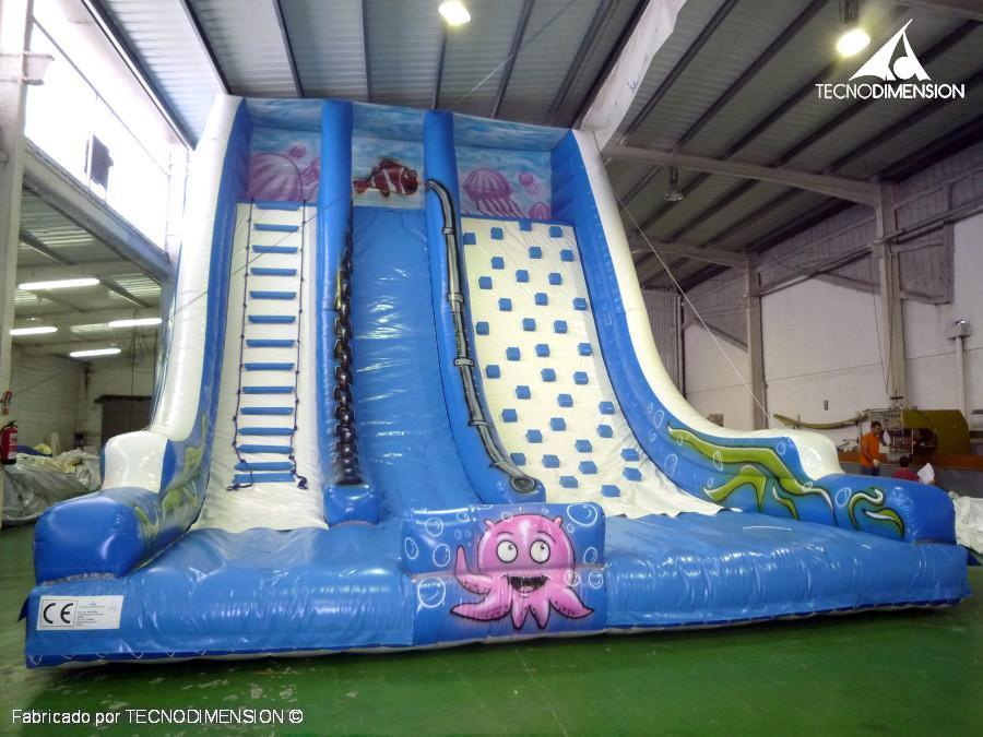 Tobogan Inflable