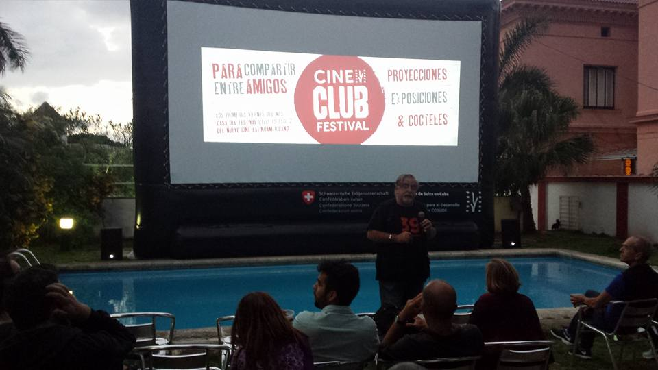Pantalla Cinema Inflables